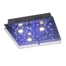 deckenlampe mit fernbedienung led deckenleuchte night sky u2013 u203a preissuchmaschine de