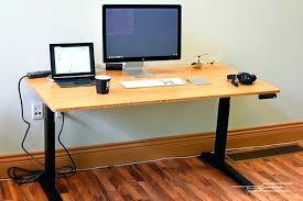 Diy Adjustable Standing Desk Diy Adjustable Standing Desk Smartfo Me