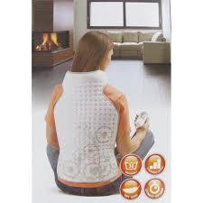 Coussin Chauffant Pour Siège De Coussin Chauffant Nuque Dos Heating Blanket Fo Achat Vente