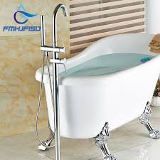 wholesale and retail polished chrome brass bathroom tub faucet