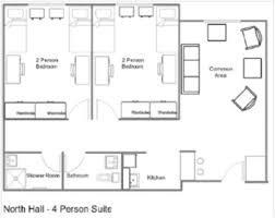 north hall campus services