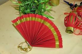 how to make a paper fan how to make paper fans