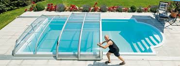 endless summer these retractable pool covers let you swim year round