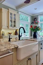 Faucet Kitchen Sink by Kitchen Remodel Update Faucet And Farmhouse Sink Sources