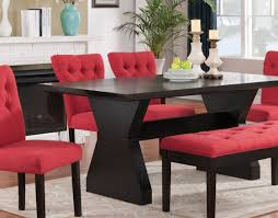 red dining room sets dining valuable red dining room chairs uk refreshing red and