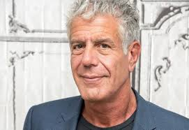 Anthony Bourdain Knife 14 Things You Didn U0027t Know About Anthony Bourdain Delish Com