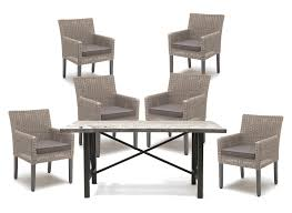 Kettler Garden Furniture Bretagne 6 Seat Dining Set