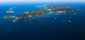 St Barts Location Map by St Barth Vacation Rentals St Barth Properties