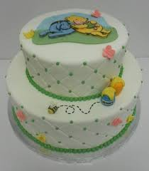 winnie the pooh baby shower cake pooh baby shower cakes party xyz