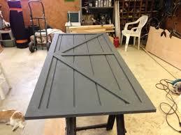 How To Make A Sliding Interior Barn Door Diy Sliding Barn Door Wilker Do U0027s