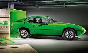 porsche old models porsche celebrates 40 years of the 924 u2013 news u2013 car and driver