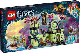 lego siege social lego elves breakout from the goblin king s fortress 41188 the