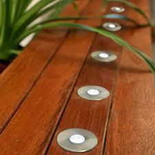 Led Solar Decking Lights - Home depot deck lighting