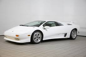 used lamborghini diablo used 1992 lamborghini diablo for sale norwood ma za9du07p2nla12576
