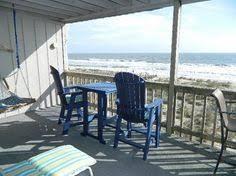 casablanca 4br vacation rental oceanfront kure beach nc