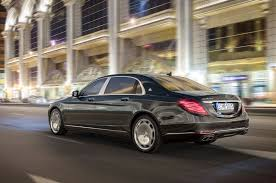maybach car 2015 2016 mercedes maybach s600 debuts in l a with ultra luxury trimmings
