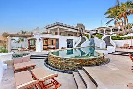 Cabo Mexico Map by Casa La Laguna Luxury Retreats