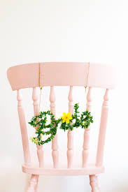 and groom chair signs groom chair hang signs diy with faux foliage flowers