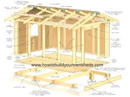 backyard shed blueprints plans for garden sheds hydraz club