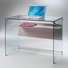 Laptop Computer Desks For Home by Contemporary Computer Table Glass For Laptop Computers