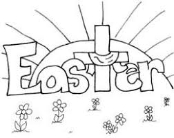 easter coloring pages religious free spring u0026 summer coloring pages from craft elf