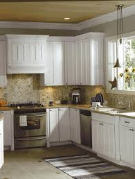 appliances manuvacturedstone tile floring with beautiful white