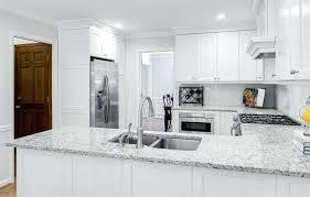 White Cabinets Granite Countertops Kitchen White Cabinets With Granite Countertops Kitchen With White Alpha