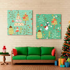 online get cheap paintings christmas trees aliexpress com