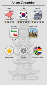 middle east map and capitals asian countries middle east flags and capitals android apps