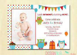 owl birthday boy invitation first birthday 1 2 3 year old