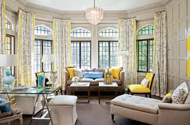 livingroom window treatments dramatic window treatments traditional home
