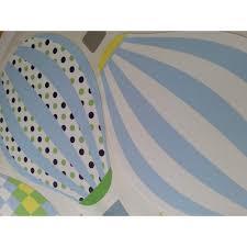 hot air balloon jets wall stickers hot air balloon jets wall stickers blue green and yellow previous next