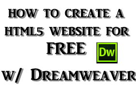 free website templates dreamweaver how to create a website for free in html5 css3 from template how to create a website for free in html5 css3 from template using dreamweaver cs6 tutorial