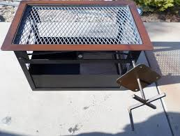 grate for outdoor fire pits furniture u0026 accessories using the adjustable fire pit grill
