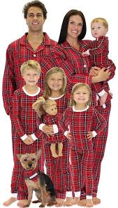 family pajamas for most wanted