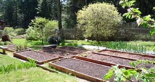 the proper way to make a bed eartheasy bloghow to build a raised garden bed on sloping uneven