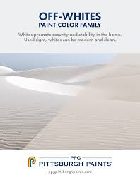ppg pittsburgh paints off white paint colors
