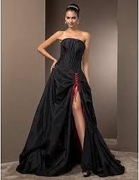 24 best black wedding dress images on pinterest wedding dressses