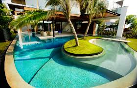 nice houses with pools finest pool house interior designs modern