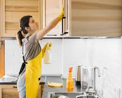 how do you clean kitchen cabinets without removing the finish how to clean sticky grease kitchen cabinets kitchen