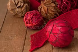 country style folk fiber ornaments on