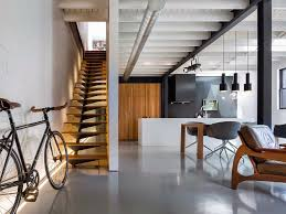 Interior Concrete Stairs Design General Chic Concrete Stair Ideas 25 Unique Staircase Designs