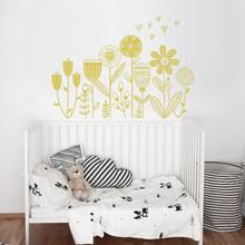 buy wall decal dandelion and get free shipping on aliexpress com