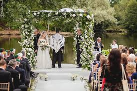 How To Make A Chuppah Chuppah Ideas Smashing The Glass Jewish Wedding Blog