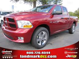 dark red jeep 2012 dodge ram 1500 express quad cab in deep cherry red crystal