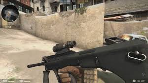 Contractor Aug Contractor Counter Strike Go Skin Youtube