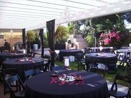 Backyard Wedding Locations Backyard Wedding Reception Catering Elegant Outdoor Wedding