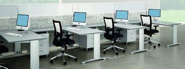 Office Desk Styles Open Plan Office Desks Inexpensive Sveigre