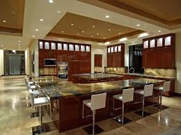 Small Kitchen With Reflective Surfaces 46 Kitchen Lighting Ideas Fantastic Pictures