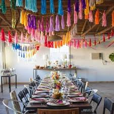 Streamer Chandelier 17 Best Images About Decorative Ideas For Events On Pinterest